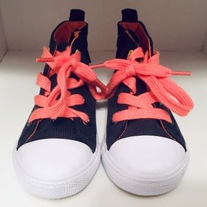Cat /& Jack Toddler Girls/' Jory High Top Sneakers White